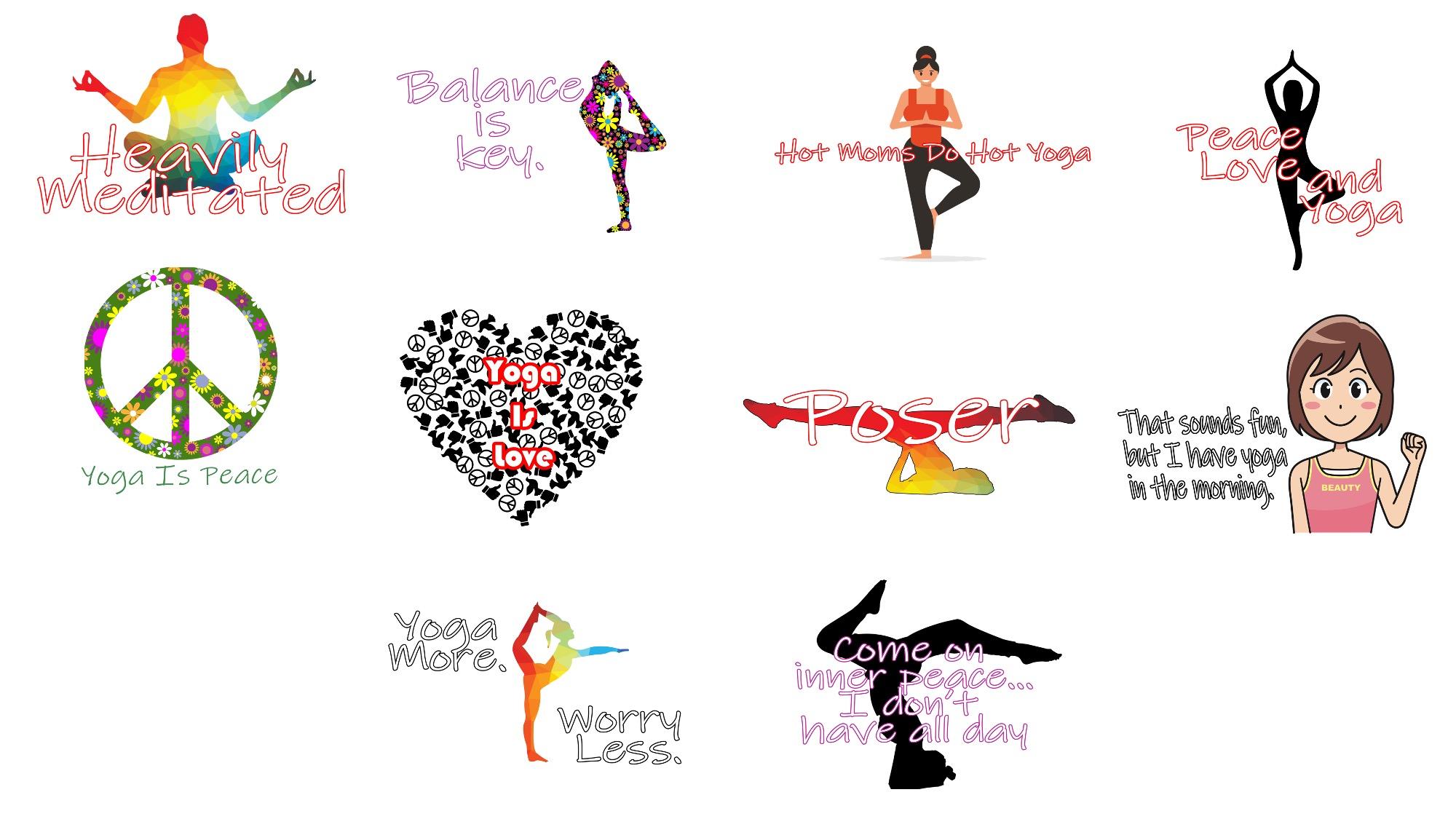 Yoga Niche PLR