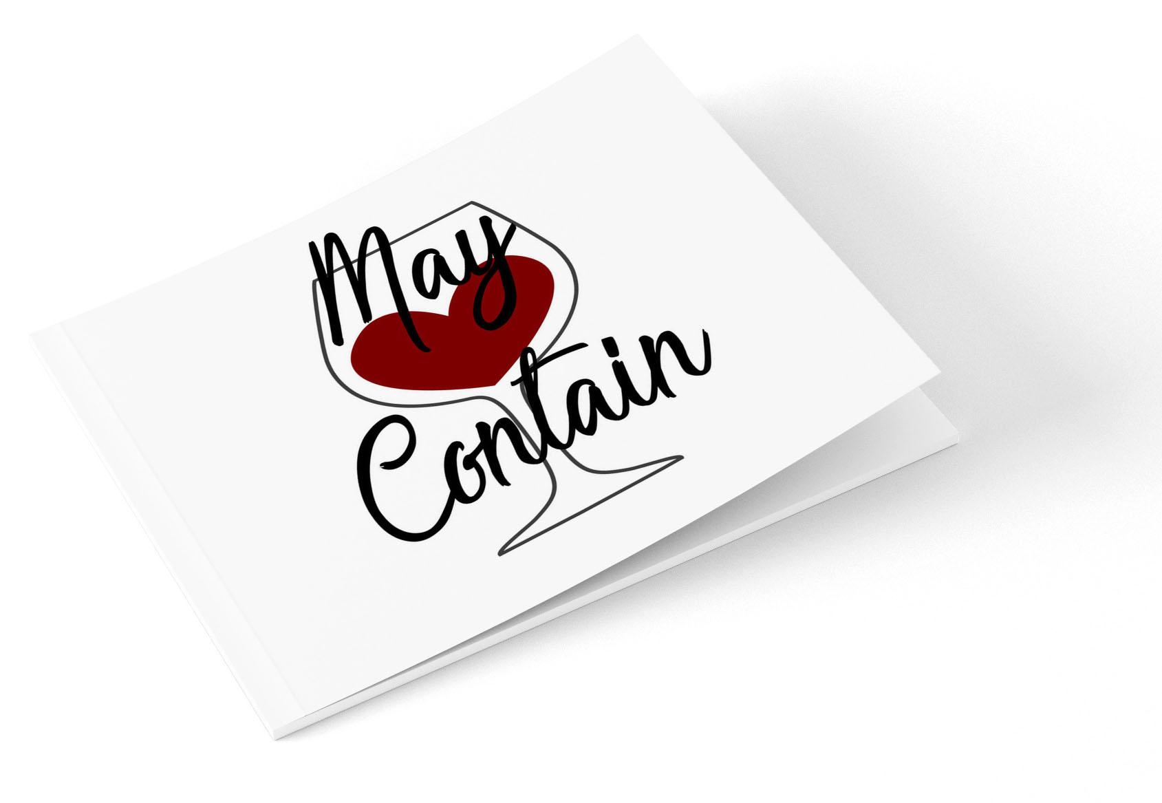 Wine Gift Card or Invitation