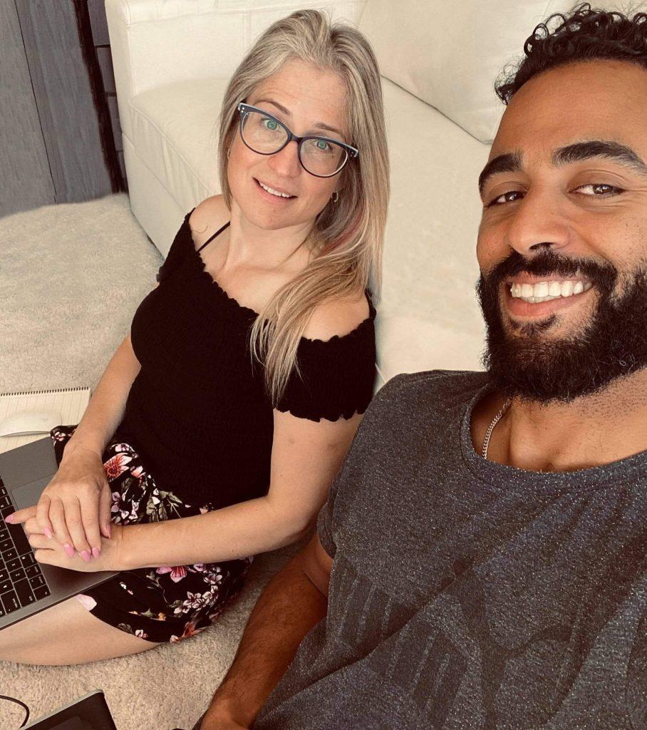 Alice Seba and Yusef Kulan