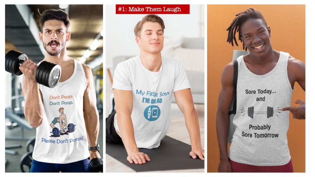 1 make them laugh Entrepreneur's Kit Hub