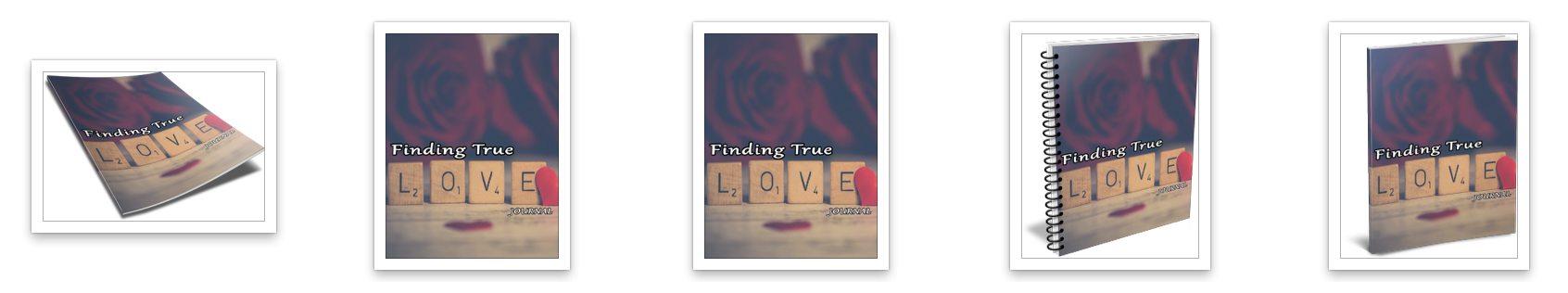 Finding True Love Ecovers