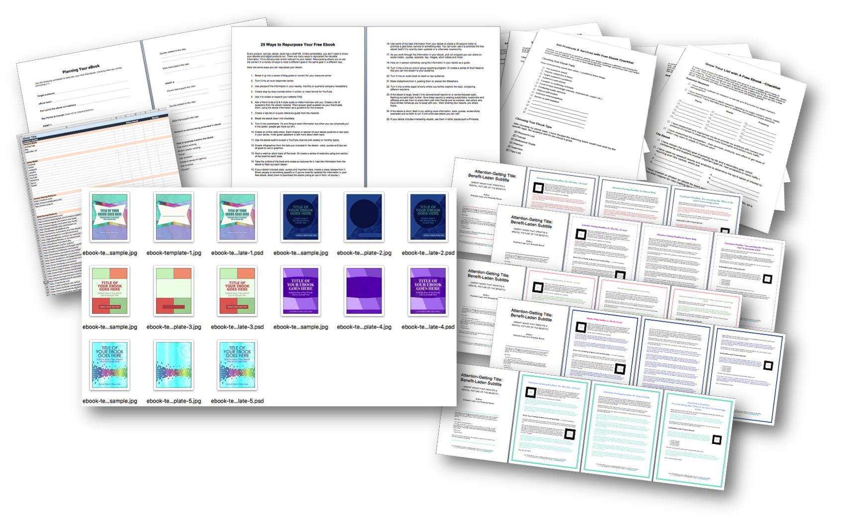 Free Ebook Templates