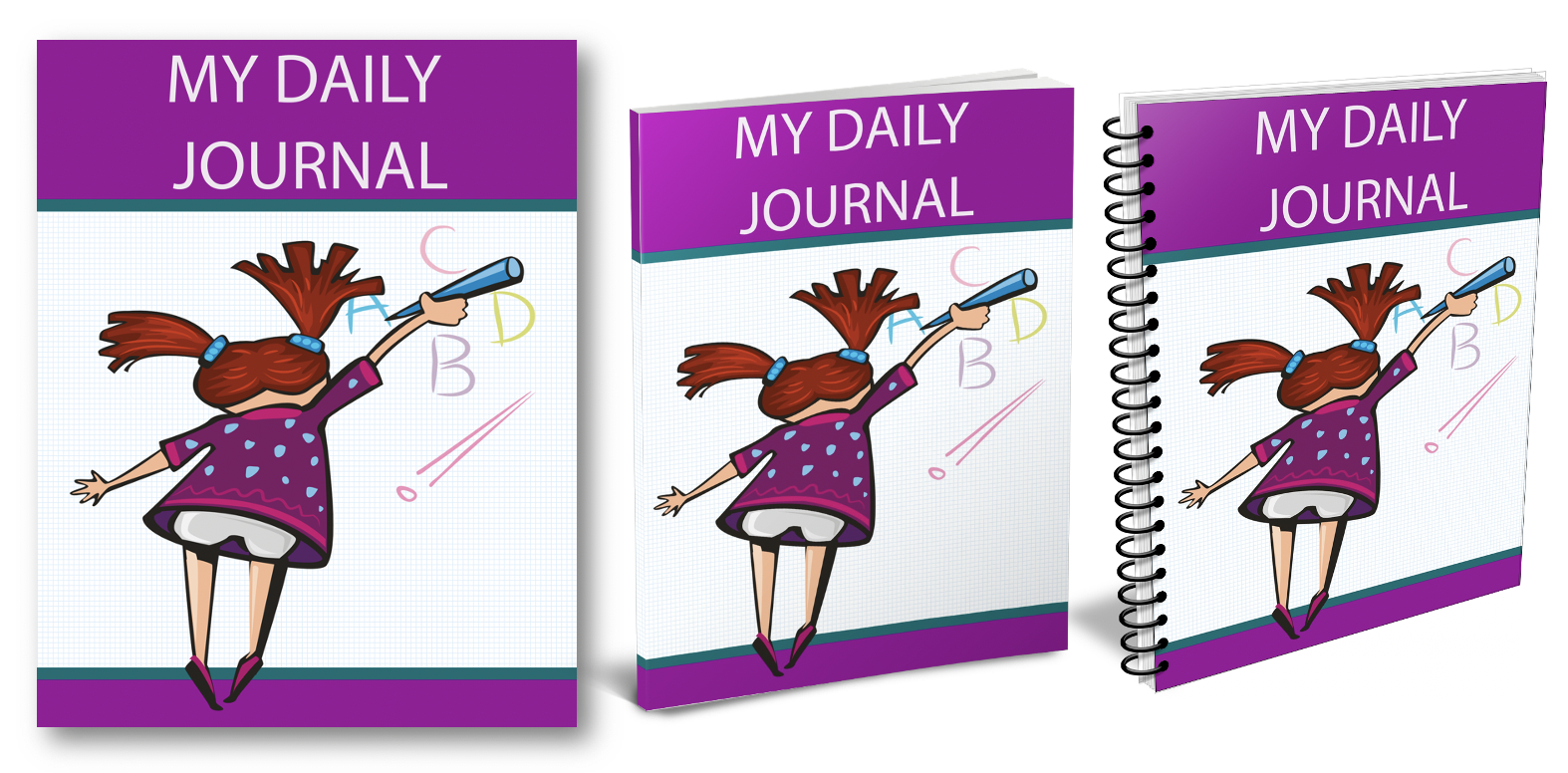 Kids Journal Cover 1