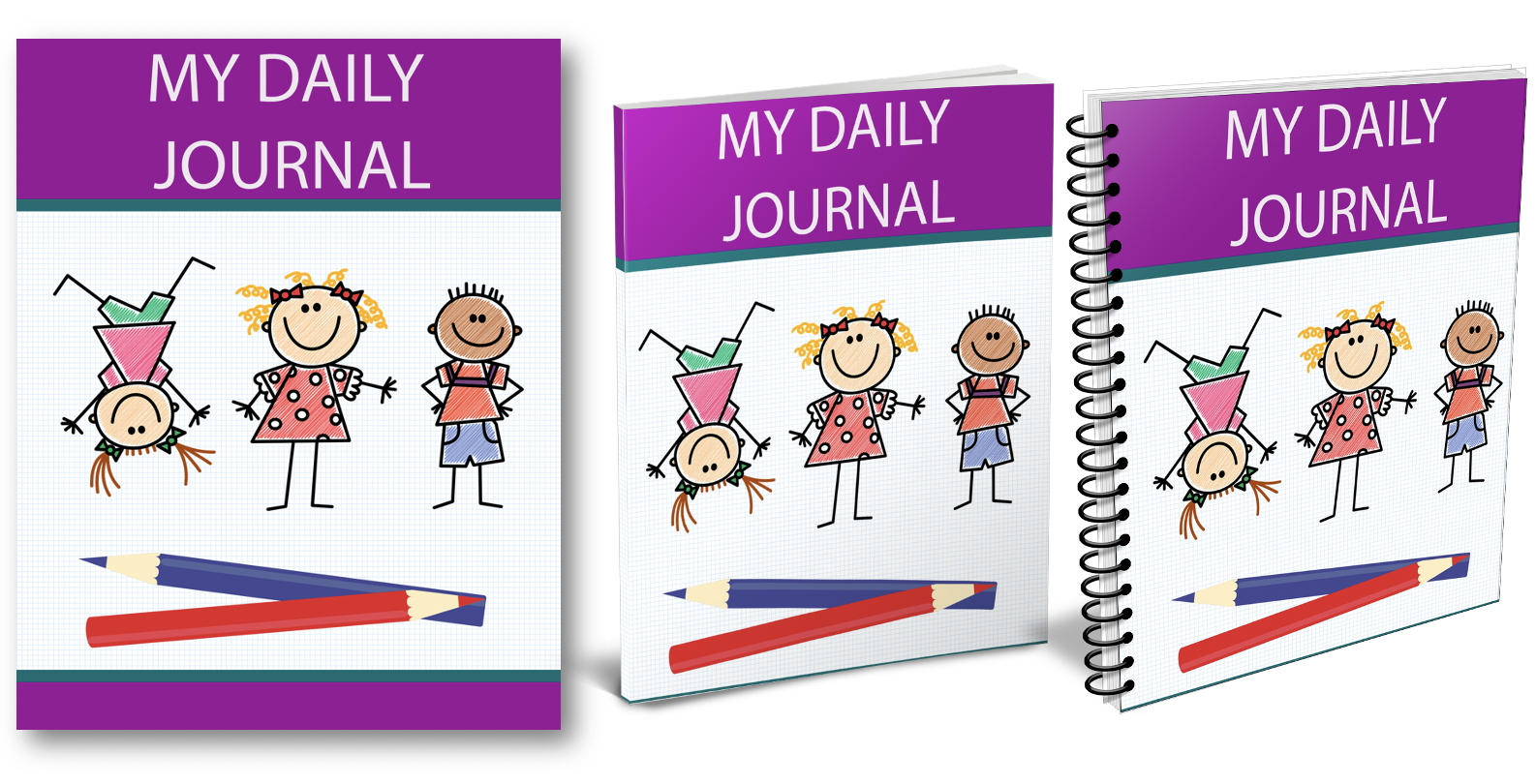 Kids Journal Cover 2