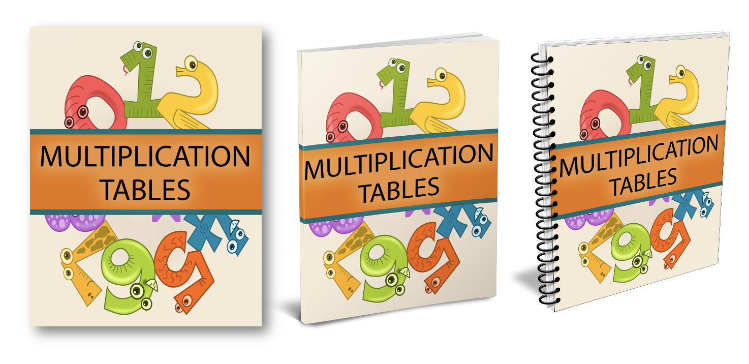 Multiplication Tables Ecover