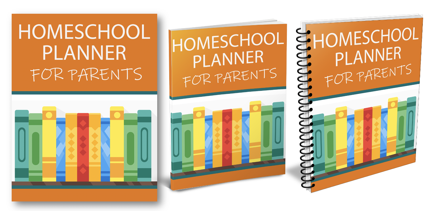 Homeschool Planner for Parents
