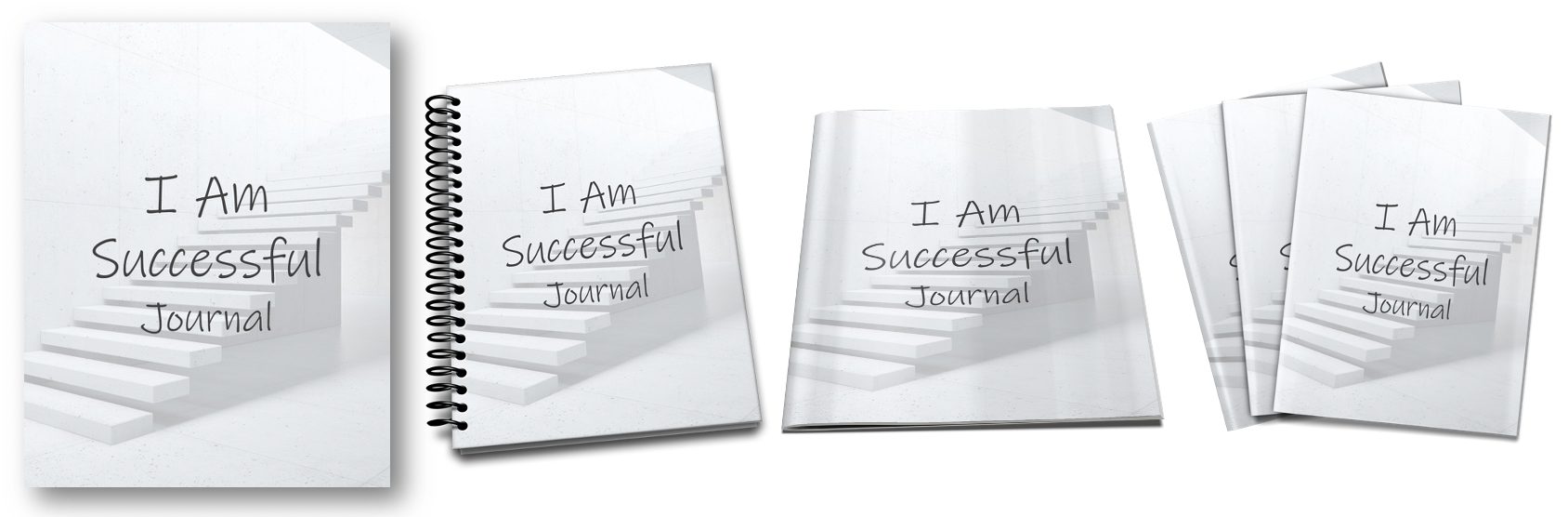 I Am Successful Journal Cover