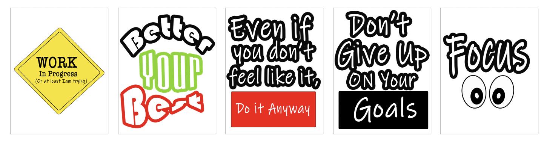 Motivation Posters