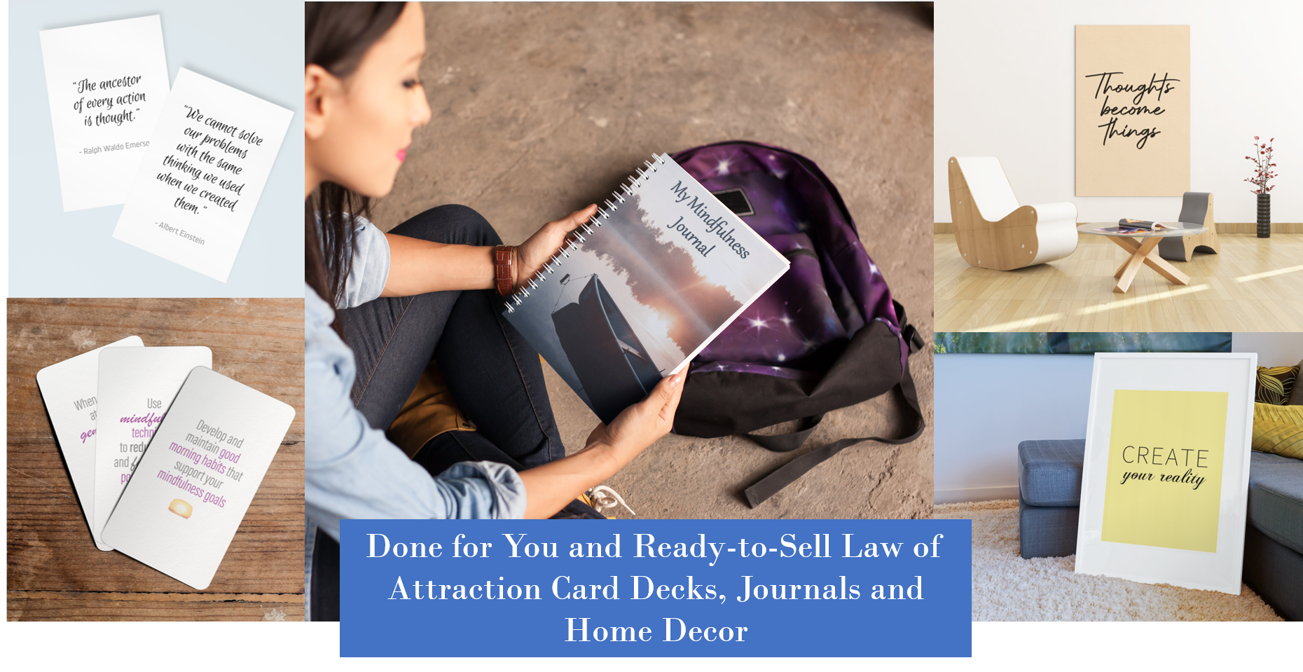 law of attraction posters