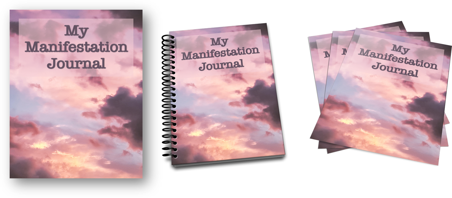 my manifestation journal ecovers image