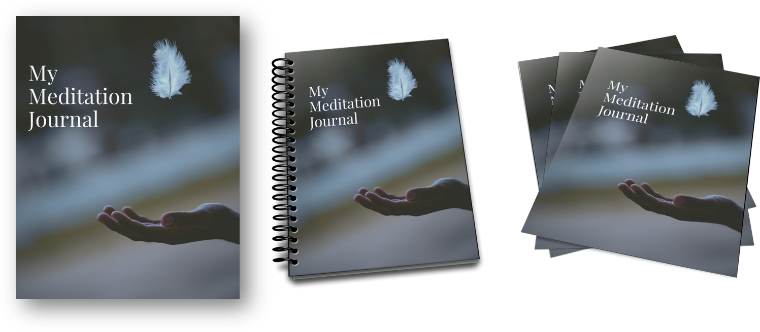 my meditation journal ecovers iamge