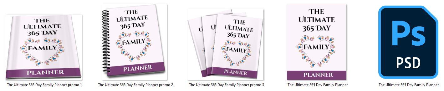 Family Planner PLR