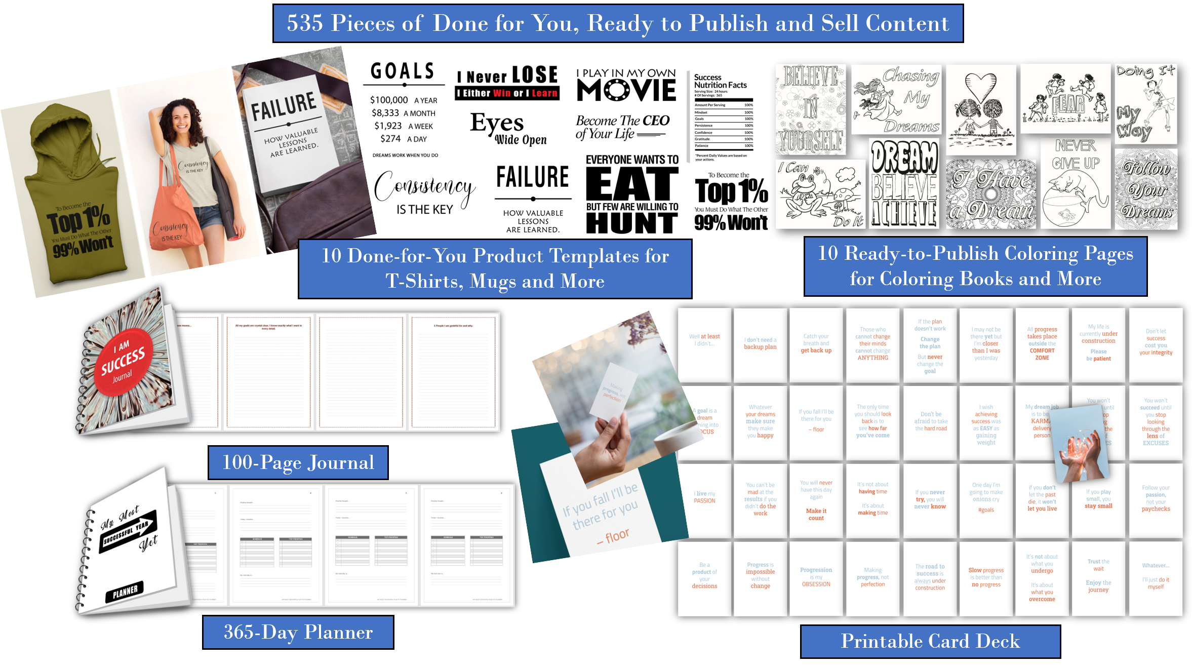 Visualizing Success PLR Pack