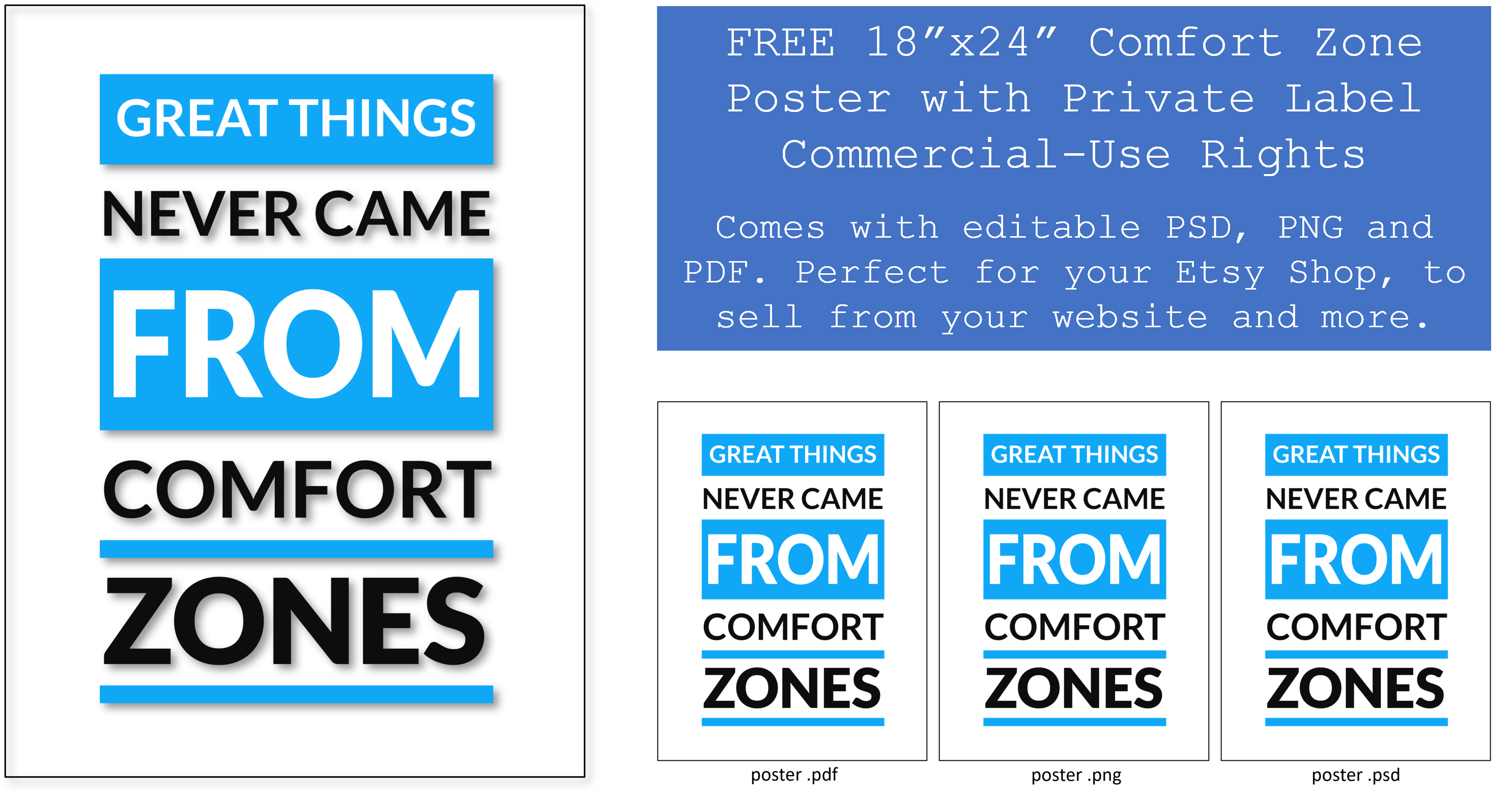 free comfort zone image Entrepreneur's Kit Hub